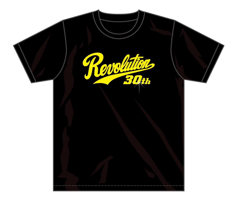 画像1: Revolution30th記念Tシャツ