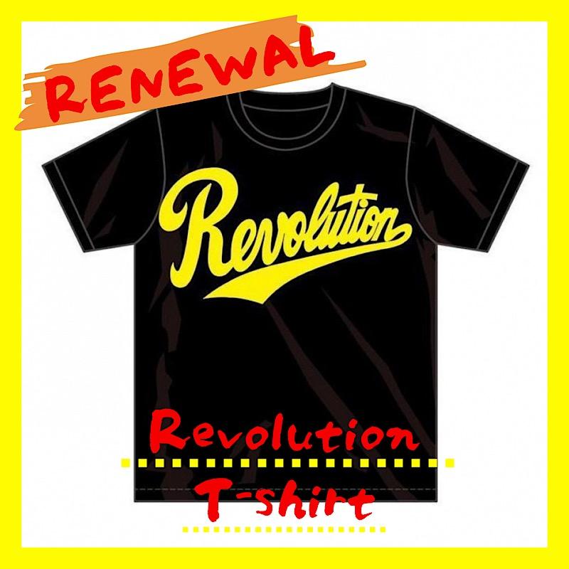 画像1: RevolutionTシャツ【リニューアルver.】